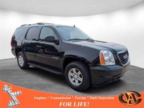 2014 GMC Yukon for sale at VA Cars Inc in Richmond VA
