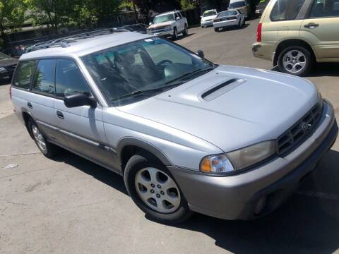 1999 Subaru Legacy for sale at Blue Line Auto Group in Portland OR