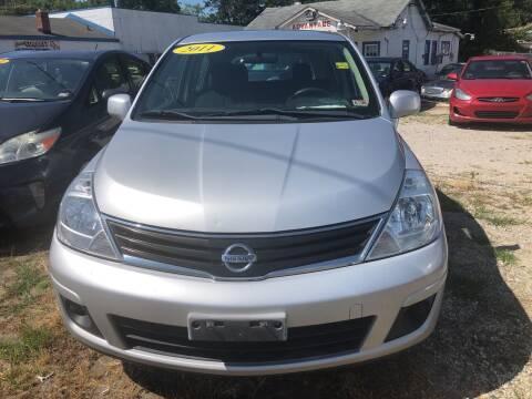 2011 Nissan Versa for sale at Advantage Motors in Newport News VA