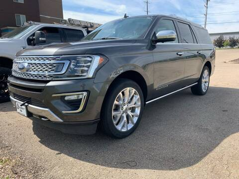 2018 Ford Expedition MAX for sale at Truck Buyers in Magrath AB