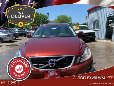 2010 Volvo XC60 for sale at Autoplex in Milwaukee WI