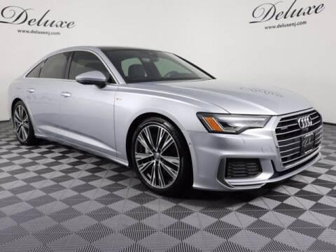 2019 Audi A6 for sale at DeluxeNJ.com in Linden NJ