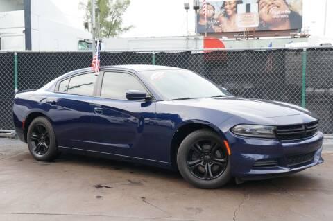 2015 Dodge Charger for sale at MATRIX AUTO SALES INC in Miami FL