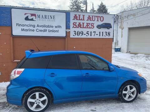2007 Toyota Matrix for sale at Ali Auto Sales in Moline IL