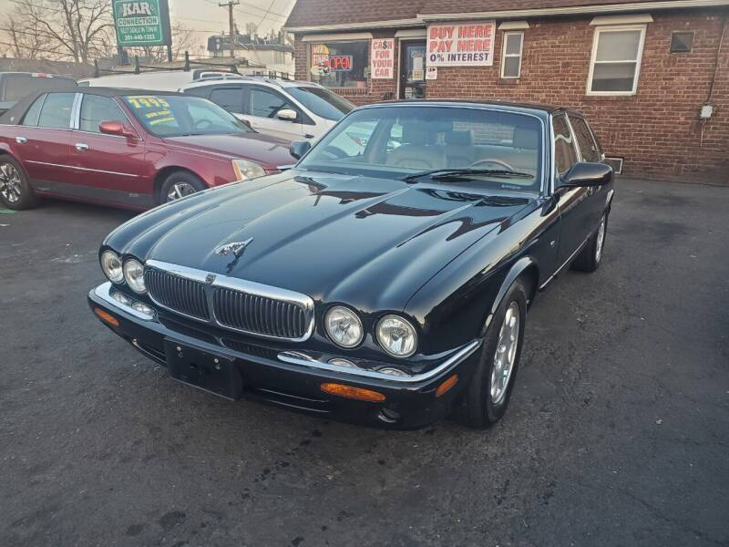 2001 Jaguar XJ-Series for sale at Kar Connection in Little Ferry NJ