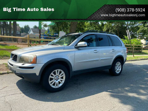 2008 Volvo XC90 for sale at Big Time Auto Sales in Vauxhall NJ