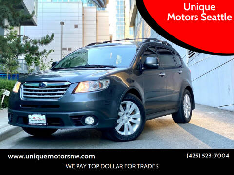 2008 Subaru Tribeca for sale at Unique Motors Seattle in Bellevue WA