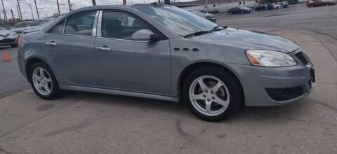 2009 Pontiac G6 for sale at Nationwide Auto Group in Melrose Park IL