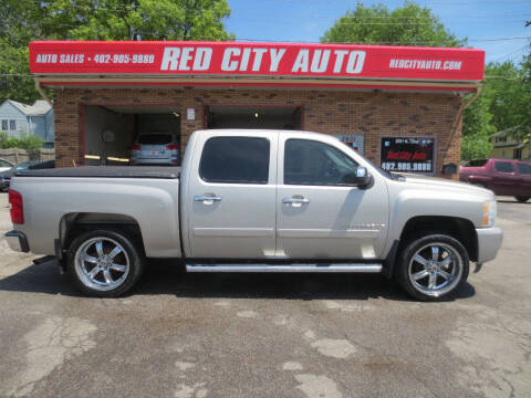 2008 Chevrolet Silverado 1500 for sale at Red City  Auto in Omaha NE