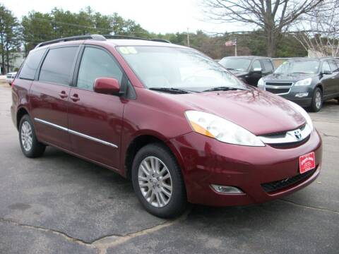 2008 Toyota Sienna for sale at Lloyds Auto Sales & SVC in Sanford ME