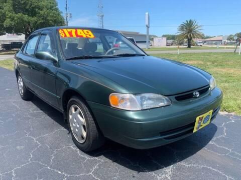 2000 Toyota Corolla for sale at Mox Motors in Port Charlotte FL