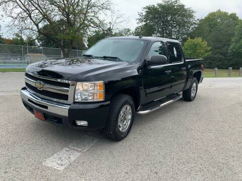 2011 Chevrolet Silverado 1500 for sale at Clarks Auto Sales in Connersville IN