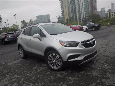 2020 Buick Encore for sale at BEAMAN TOYOTA GMC BUICK in Nashville TN