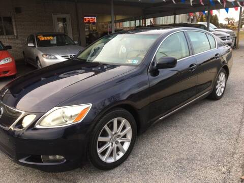 2006 Lexus GS 300 for sale at Berk Motor Co in Whitehall PA