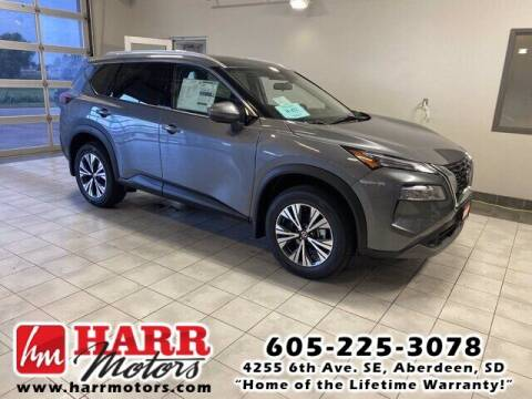 2021 Nissan Rogue for sale at Harr's Redfield Ford in Redfield SD