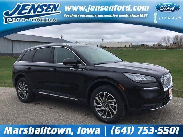 2021 Lincoln Corsair for sale at JENSEN FORD LINCOLN MERCURY in Marshalltown IA