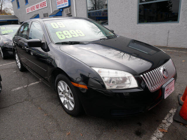 2009 Mercury Milan for sale at M & R Auto Sales INC. in North Plainfield NJ