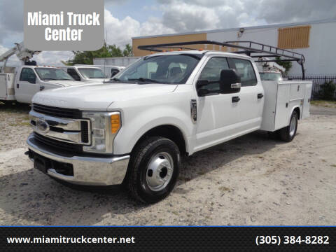 2017 Ford F-350 Super Duty for sale at Miami Truck Center in Hialeah FL