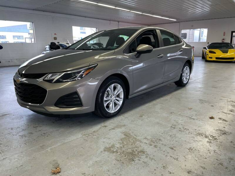 2019 Chevrolet Cruze for sale at Stakes Auto Sales in Fayetteville PA