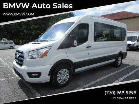 2020 Ford Transit Passenger for sale at Work-Van.com in Union City GA