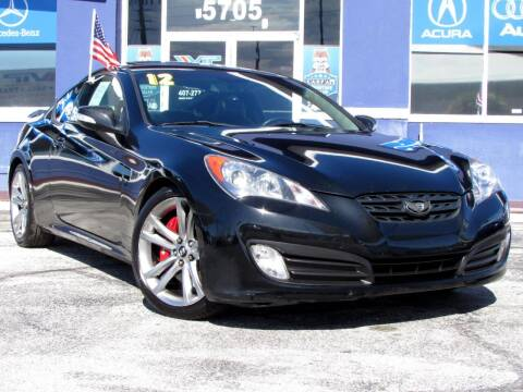 2012 Hyundai Genesis Coupe for sale at Orlando Auto Connect in Orlando FL