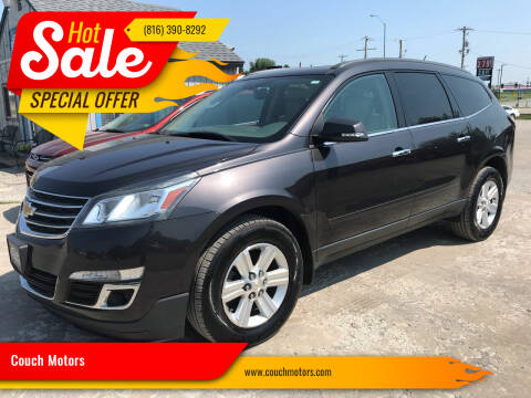 2014 Chevrolet Traverse for sale at Couch Motors in Saint Joseph MO