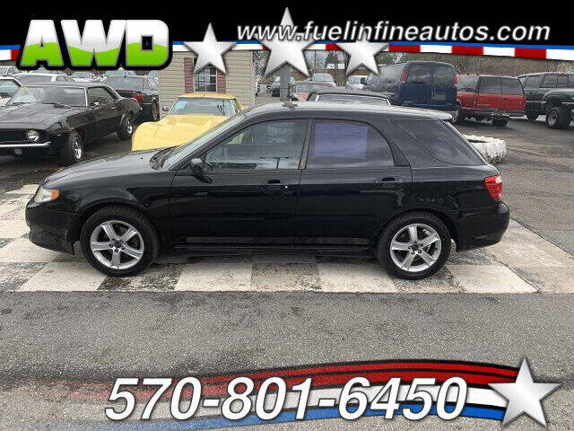 2005 Saab 9-2X for sale at FUELIN FINE AUTO SALES INC in Saylorsburg PA