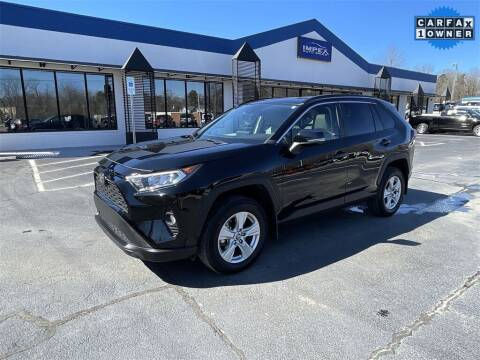 2019 Toyota RAV4 for sale at Impex Auto Sales in Greensboro NC