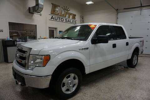 2013 Ford F-150 for sale at Elite Auto Sales in Idaho Falls ID