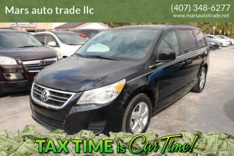 2011 Volkswagen Routan for sale at Mars auto trade llc in Kissimmee FL