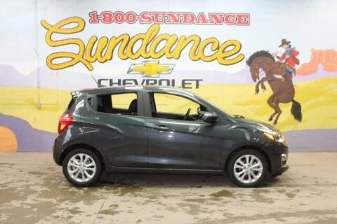2019 Chevrolet Spark for sale at Sundance Chevrolet in Grand Ledge MI