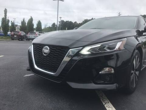 2019 Nissan Altima for sale at Southern Auto Solutions - Lou Sobh Honda in Marietta GA