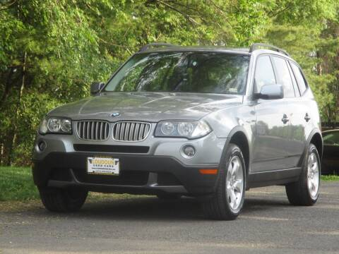 2007 BMW X3 for sale at Loudoun Used Cars in Leesburg VA