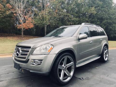 2009 Mercedes-Benz GL-Class for sale at Top Notch Luxury Motors in Decatur GA