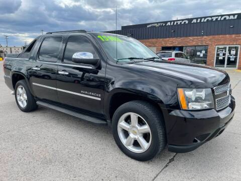 2009 Chevrolet Avalanche for sale at Motor City Auto Auction in Fraser MI