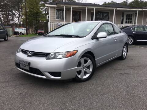 2007 Honda Civic for sale at Georgia Car Shop in Marietta GA