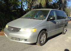2001 Honda Odyssey for sale at Popular Imports Auto Sales in Gainesville FL