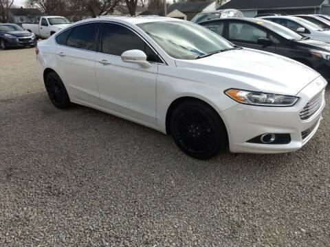 2016 Ford Fusion for sale at Economy Motors in Muncie IN