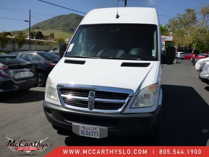2008 Dodge Sprinter Cargo for sale at McCarthy Wholesale in San Luis Obispo CA