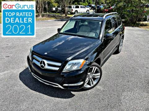 2013 Mercedes-Benz GLK for sale at Brothers Auto Sales of Conway in Conway SC