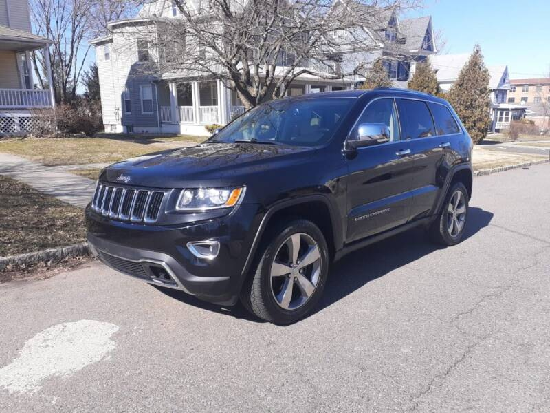 2015 Jeep Grand Cherokee for sale at Pinnacle Automotive Group in Roselle NJ