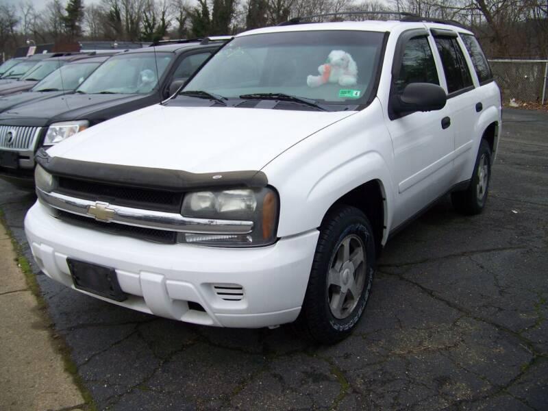 2006 Chevrolet TrailBlazer for sale at Collector Car Co in Zanesville OH