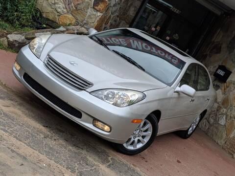 2004 Lexus ES 330 for sale at Atlanta Prestige Motors in Decatur GA