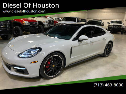 2017 Porsche Panamera for sale at Diesel Of Houston in Houston TX