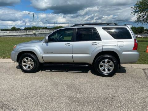 2006 Toyota 4Runner for sale at Firl Auto Sales in Fond Du Lac WI