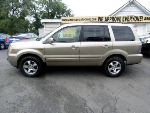 2006 Honda Pilot for sale at American Auto Group Now in Maple Shade NJ