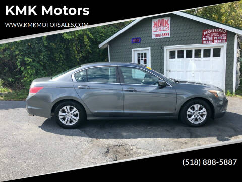 2009 Honda Accord for sale at KMK Motors in Latham NY