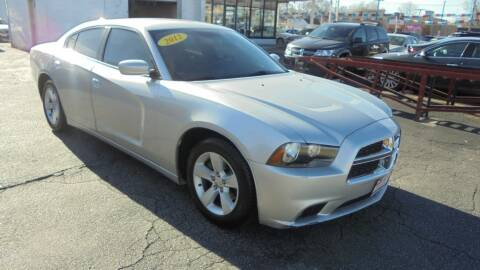 2012 Dodge Charger for sale at Absolute Motors in Hammond IN