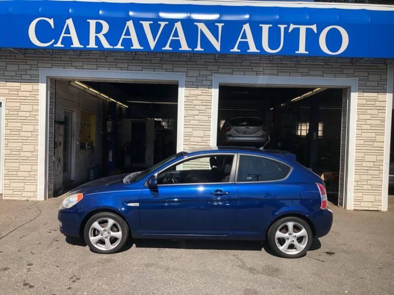 2007 Hyundai Accent for sale at Caravan Auto in Cranston RI
