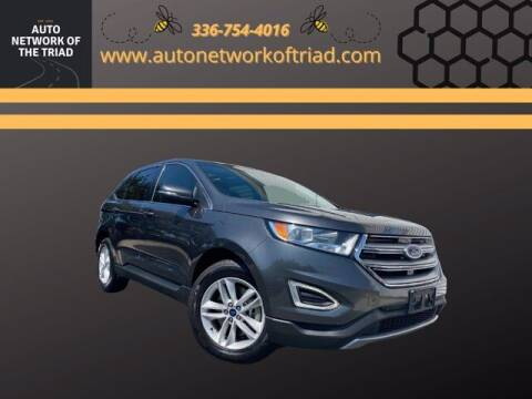 2015 Ford Edge for sale at Auto Network of the Triad in Walkertown NC